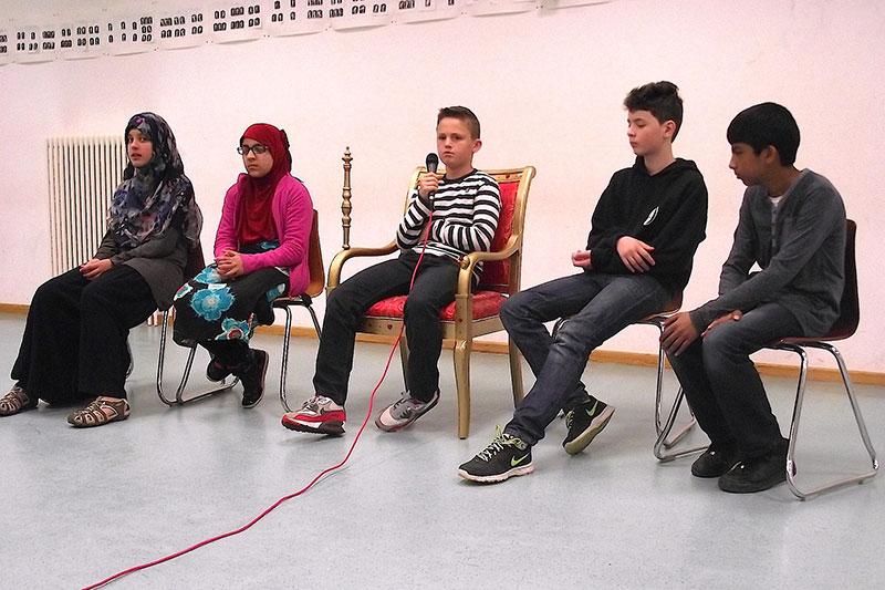 Workshop Heinrich-Kraft-Schule Frankfurt